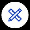 Customized hosted platform