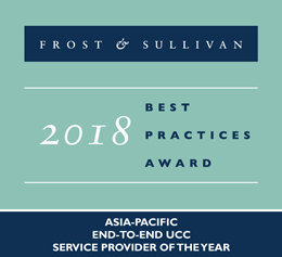 End-to-End UCC Service Provider of the Year