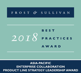 Enterprise Collaboration Product Line Strategy Leadership Award