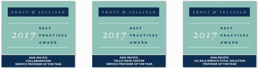 F&S APAC Awards 2017