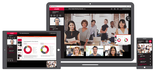 Video conferencing made simple with ArkadinVision