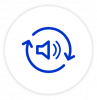 Audio conferencing integration icon