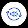 Audio conferencing integration icon