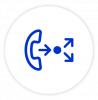 PBX features icon
